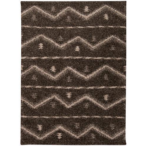 Nourison® Hudson Rectangular Shag Rug