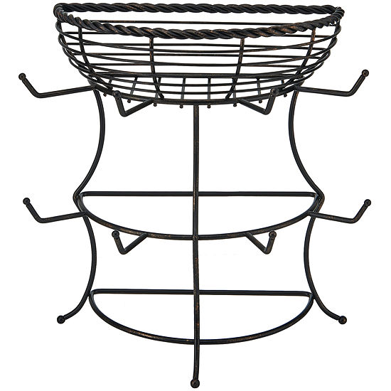 Gourmet Basics by Mikasa® Wire Flatback Mug Tree