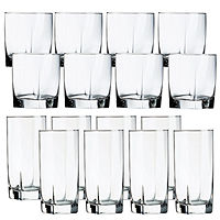 Luminarc Sterling 16-pc. Bar Glassware Set