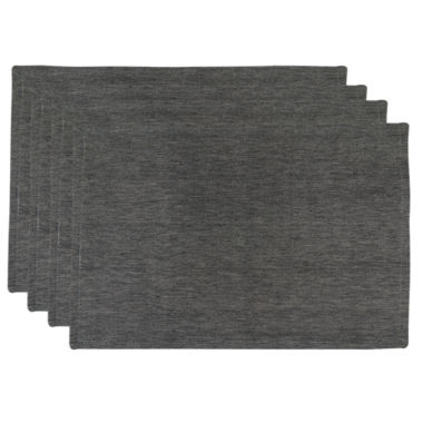 Metro Farmhouse By Park B. Smith® Chambray Set of 4 Placemats