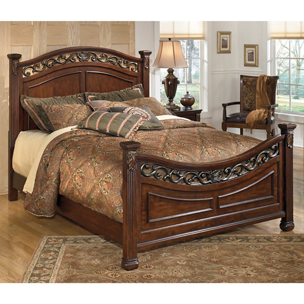 Signature Design By Ashley Leahlyn Bed JCPenney