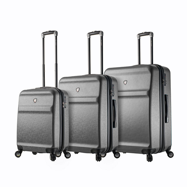 Mia Toro Italy Gronchio 3-pc. Hardside Luggage Set
