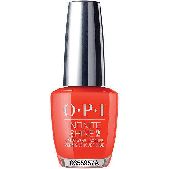 OPI Infinite Shine Living On The Bulavard Nail Polish - .5 oz.