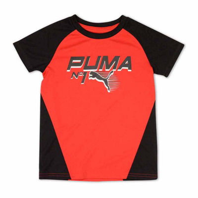 Puma 2-pc. Short Set- Preschool Boys