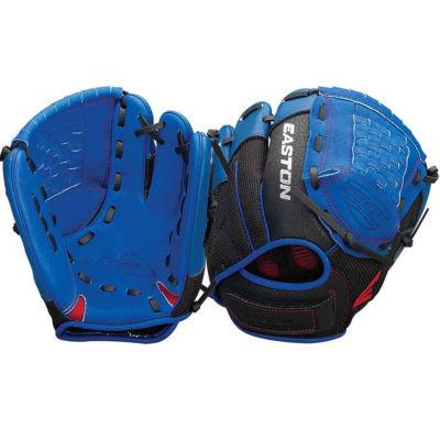 Easton A130629 Z Flex Youth Ball Glove Blk 10