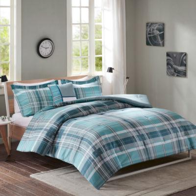 Intelligent Design Riley Comforter Set