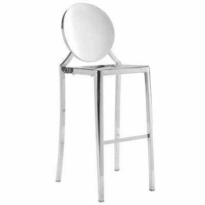Zuo Modern 2-pc. Eclipse Barstool Set
