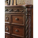 Signature Design By Ashley® North Shore 5-Drawer Chest