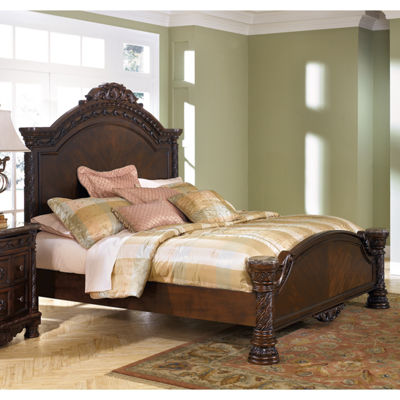 Signature Design by Ashley® North Shore Queen Panel Bed