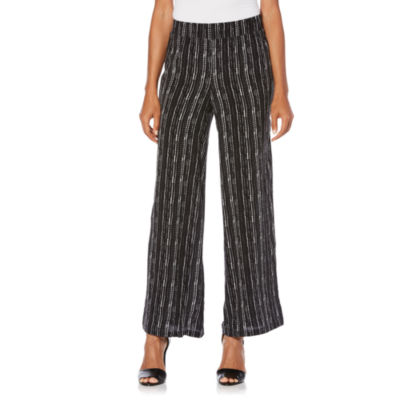 Rafaella Summer 17 Relaxed Fit Knit Pull-On Pants
