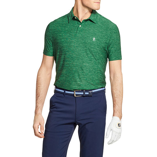 IZOD Golf Mens Short Sleeve Polo Shirt