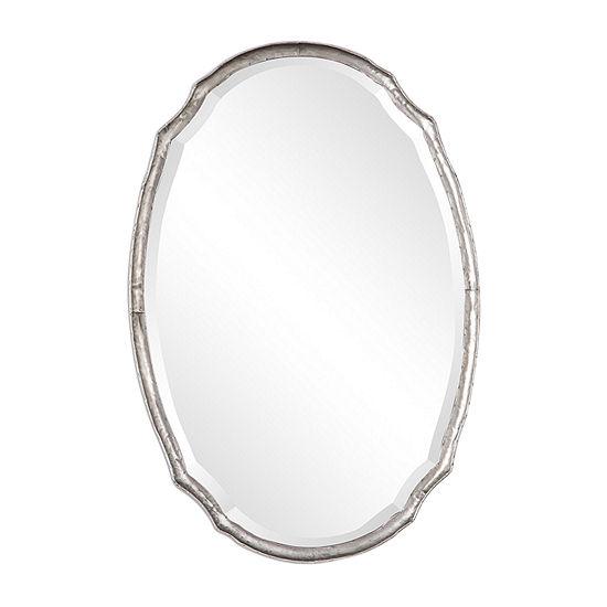 Marteau Silver Wall Mirror