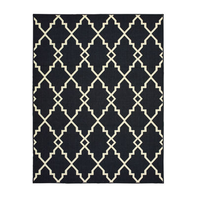 Covington Home Marissa Interlace Rectangular Indoor/Outdoor Rugs