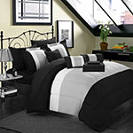 Chic Home Serenity 10-pc. Midweight Comforter Set