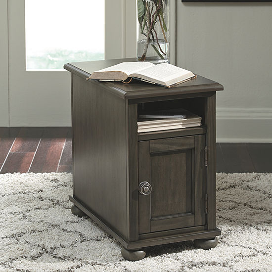 Signature Design by Ashley® Devensted Storage Chairside Table