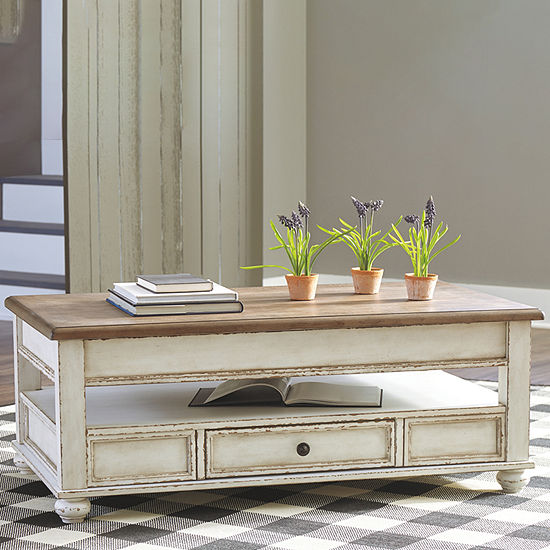 Signature Design by Ashley® Realyn Lift Top Coffee Table