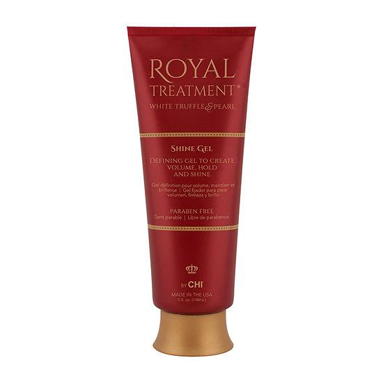Chi Styling Royal Treatment Shine Hair Gel-5 oz.