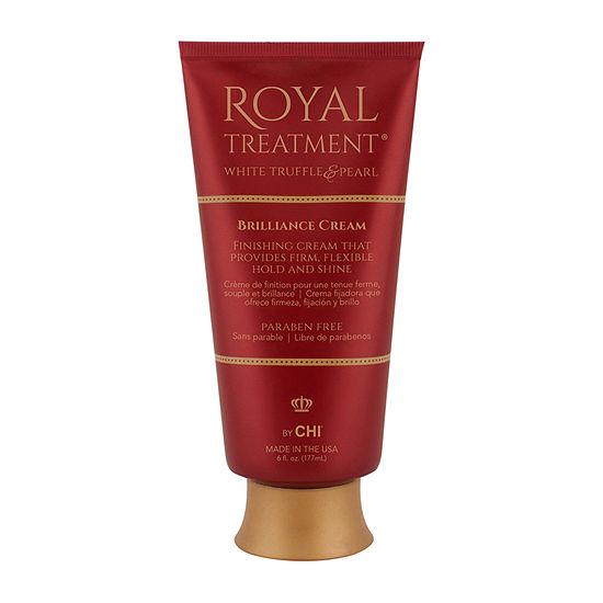 Chi Styling Royal Treatment Brilliance Hair Cream-6 oz.