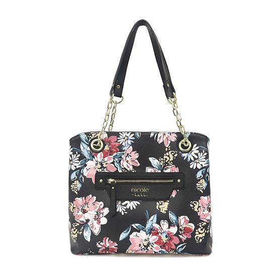 Nicole By Nicole Miller Grace Tote Bag