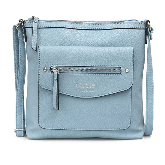 Nicole By Nicole Miller Grace Crossbody Bag