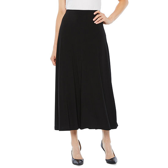 Black Label by Evan-Picone Maxi Skirt