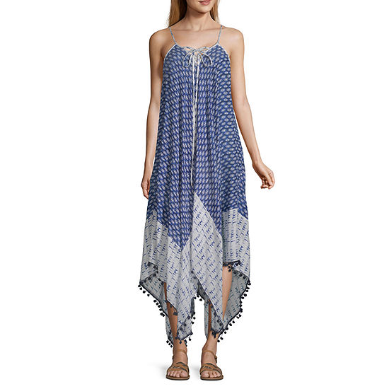 bd88a9db77144 Lm Beach Swimsuit Cover-Up Dress - JCPenney