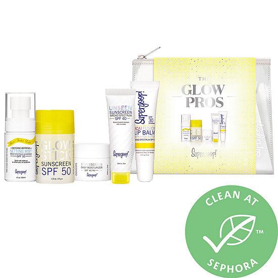 Supergoop! The Glow Pros Kit