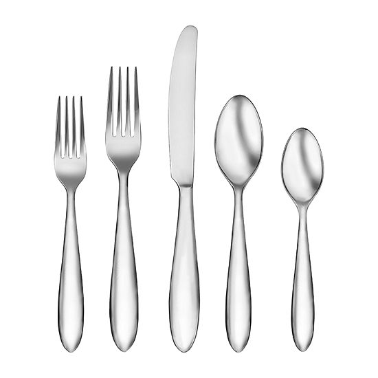 Craft Kitchen Jovana 45-pc. Flatware Set