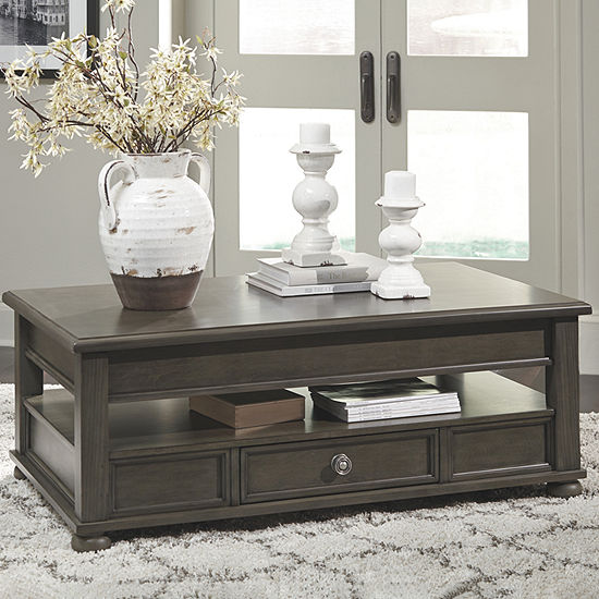 Signature Design by Ashley® Devensted Lift-Top Coffee Table