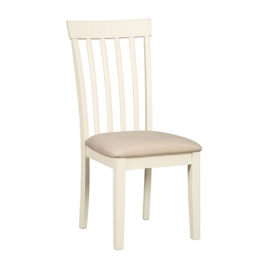 Signature Design By Ashley Slannery Side Chair Set Of 2