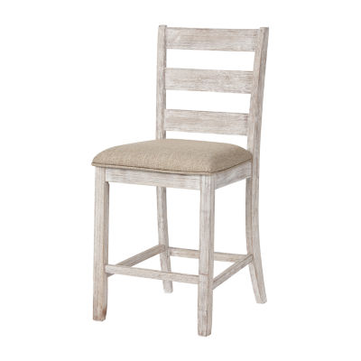 Signature Design by Ashley Skempton 2-pc. Counter Height Upholstered Bar Stool