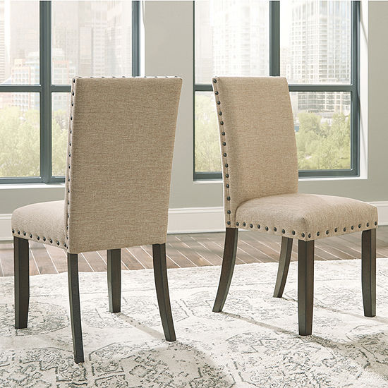 Signature Design by Ashley Rokane 2-pc. Side Chair