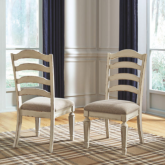 Signature Design by Ashley® Realyn Side Chair-Set of 2