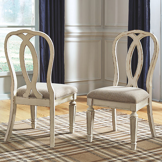 Signature Design By Ashley Realyn Side Chair Set Of 2