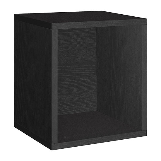 Way Basics Stackable Storage Cube Plus