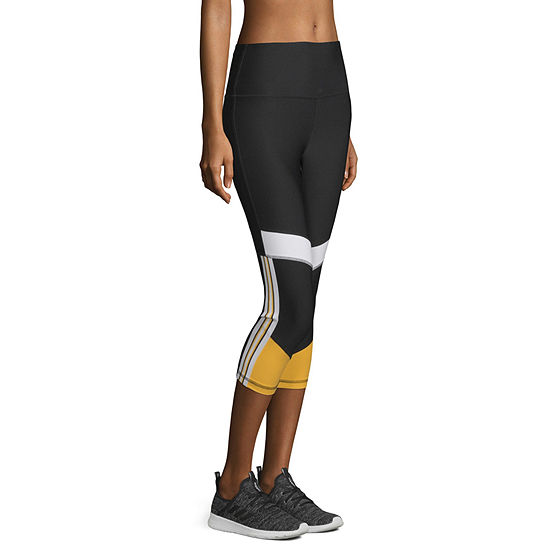 Xersion High Waisted Workout Capris