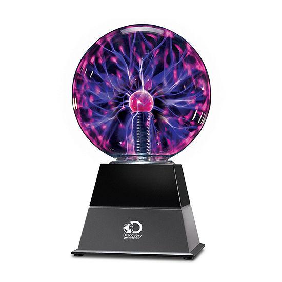 "Discovery Kids 6"" Plasma Globe Lamp"