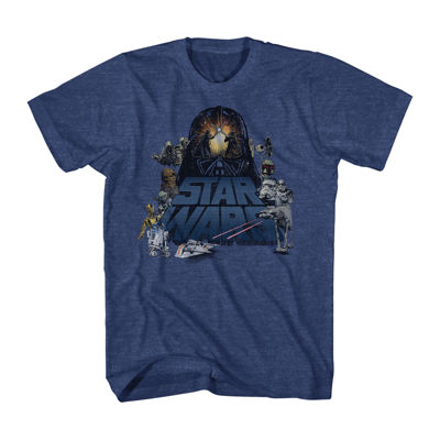 Star Wars™ GOLD LOGO Short-Sleeve Graphic T-Shirt