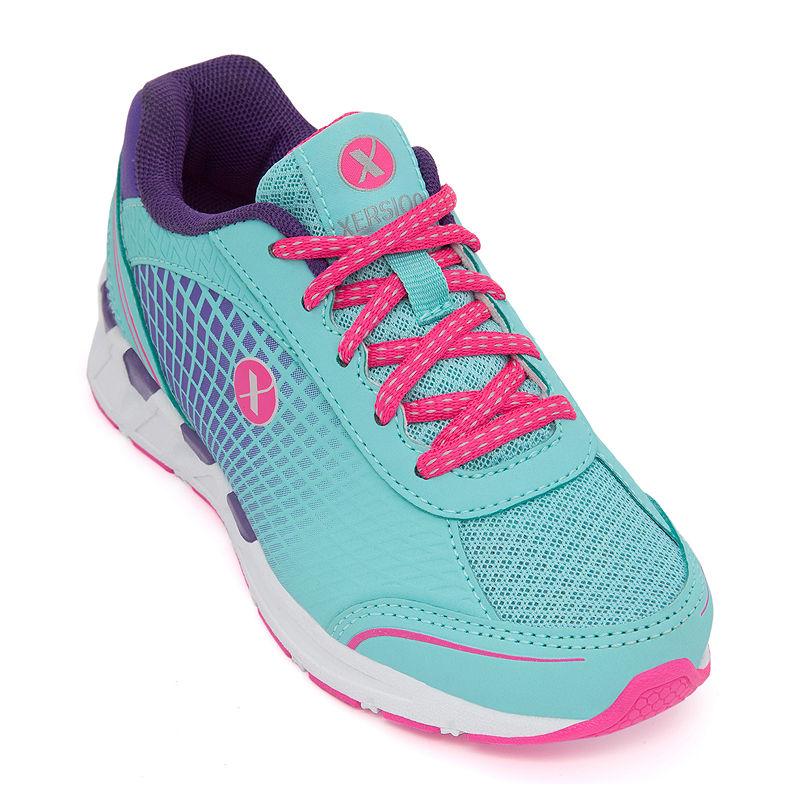 24e30f64a829d UPC 791271247606 product image for Xersion™ Platronic Aruba Girls Running  Shoes - Little Kids