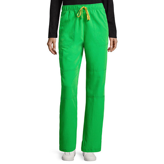 2a2bf83eb99 WonderWink Womens Four Stretch Sporty Cargo Pants Plus and Tall JCPenney