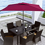 "78"" Square Patio Umbrella"