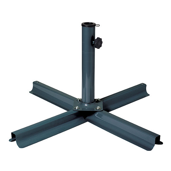 36 Steel Patio Umbrella Stand