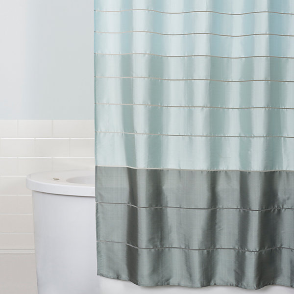 Saturday Knight Modena Stripe Shower Curtain
