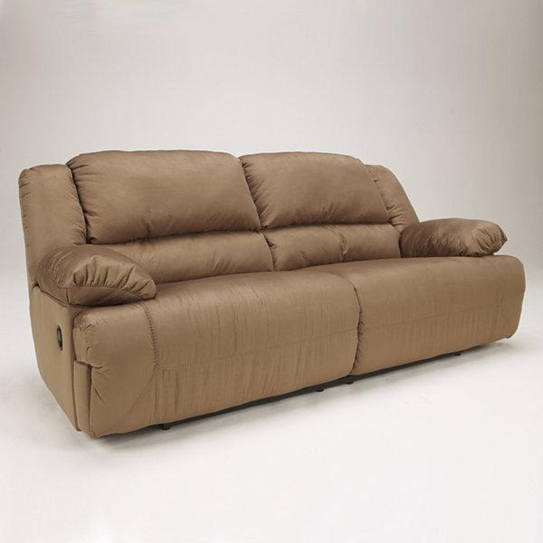 Signature Design By Ashley® Hogan 2 Seat Reclining Sofa