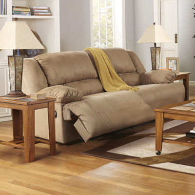 Signature Design by Ashley® Hogan 2-Seat Reclining Sofa