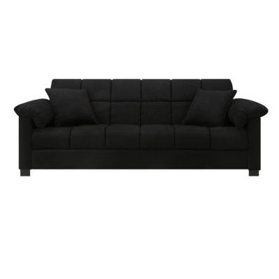 Taylor Pillow Top Arm Microfiber Convert A Couch®