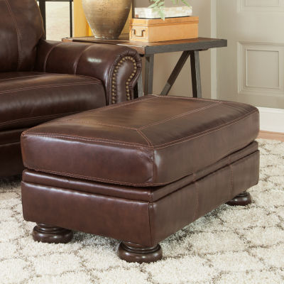 Signature Design by Ashley® Banner Ottoman
