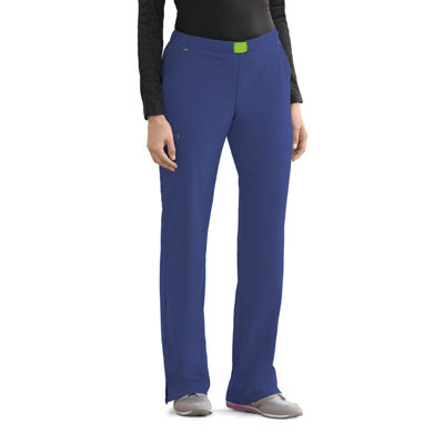 Jockey® Womens Convertible Drawstring Scrub Pants - pLUS