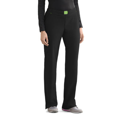 Jockey® Womens Convertible Drawstring Scrub Pants - Petite
