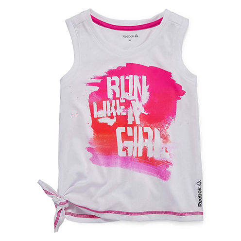 Reebok Tank Top - Preschool Girls